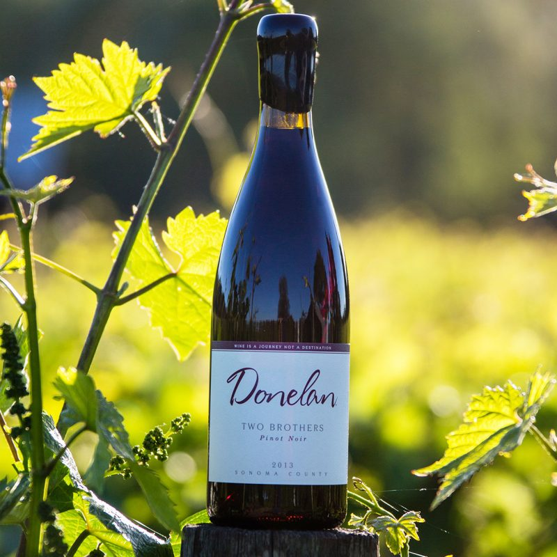 Donelan Two Brothers Pinot Noir 2013 750 ML