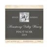Armstrong Valley Winery Estate Reserve Pinot Noir 2014 750ML