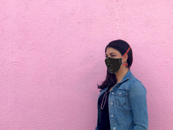 The story behind Unbelts' face masks