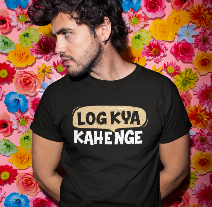 Log Kya Kahnge T-Shirt , Pakistan Tshirt Online Buy