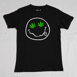 Stoned Smiley - T-Shirt for Women