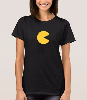 Yellow Pac-Man - T-Shirt for Women