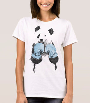 Panda - T-Shirt for Women