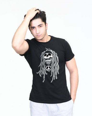 Skull Dude - T-Shirt for Men