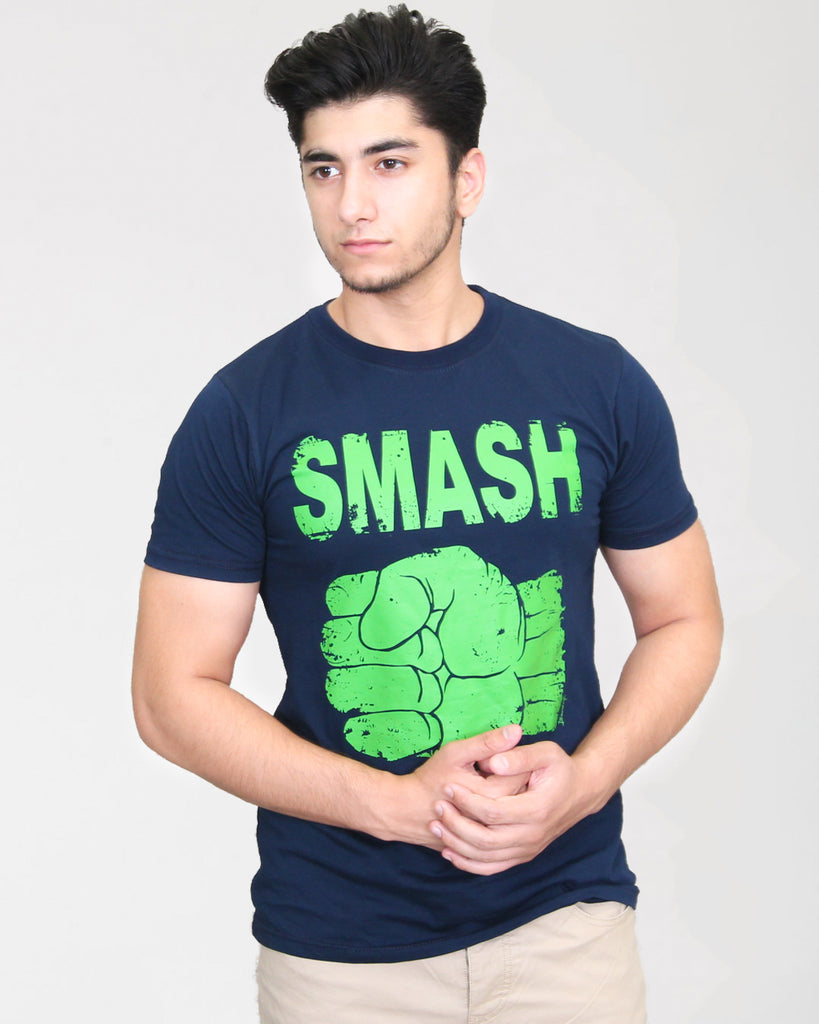 Smash Hulk - T-Shirt for Men
