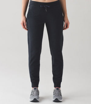 Navy Blue Plain Trouser