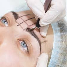 Microblading with Jennifer Baskin at The Nature of Beauty