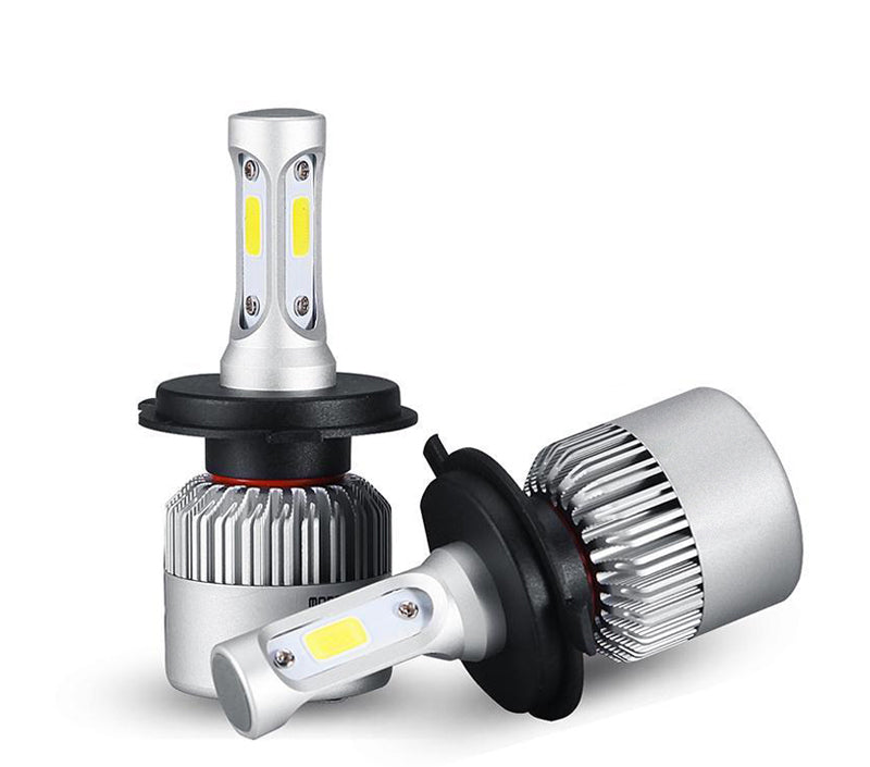 Attractive New LED Car Headlight Bulbs Great Pictures