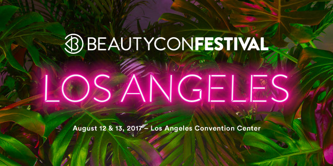 Kokie Cosmetics will be at Beautycon LA 2017!