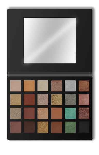BLACK PRO COLLECTION PALETTE