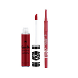 RED KISSABLE LIP SET