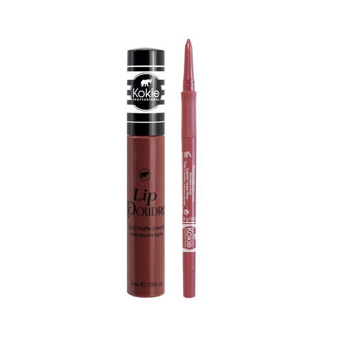 DEEP NUDE LIP SET
