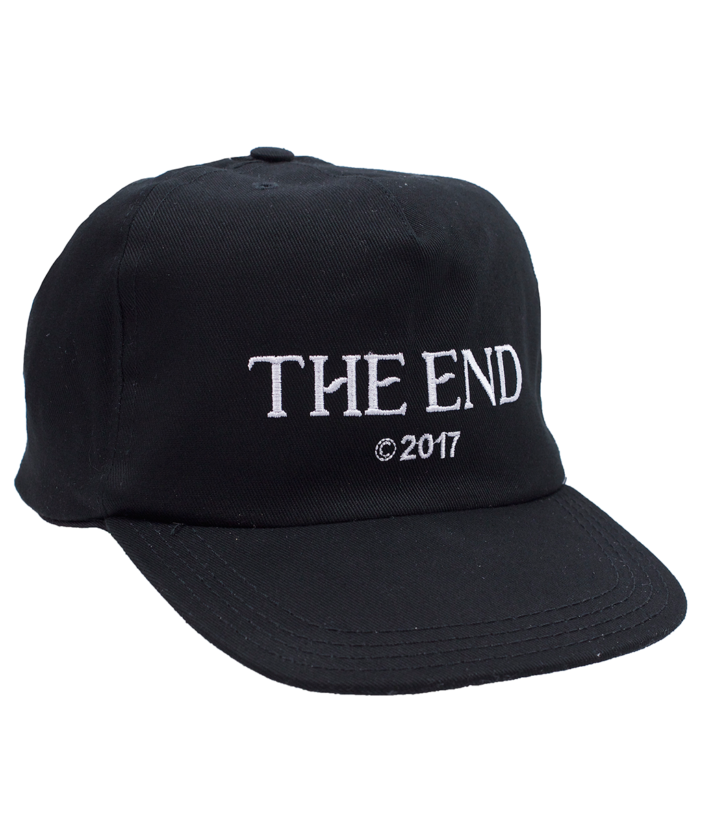 Off-White Black The End Cap – Antoinette Boutique 8daecd2325f4