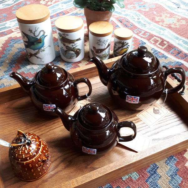 Brown Betty Traditional British Teapot