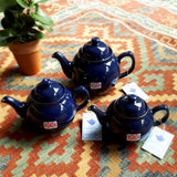 Blue Betty Traditional British Teapot
