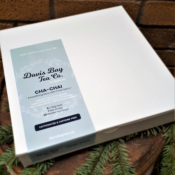 Tea Gift Box - Cha-Chai