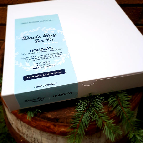 Tea Gift Box - Holidays