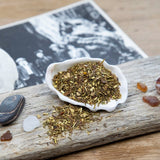 Turmeric Lime Green Rooibos tea