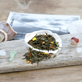 Peach Ginger Sencha Green Tea