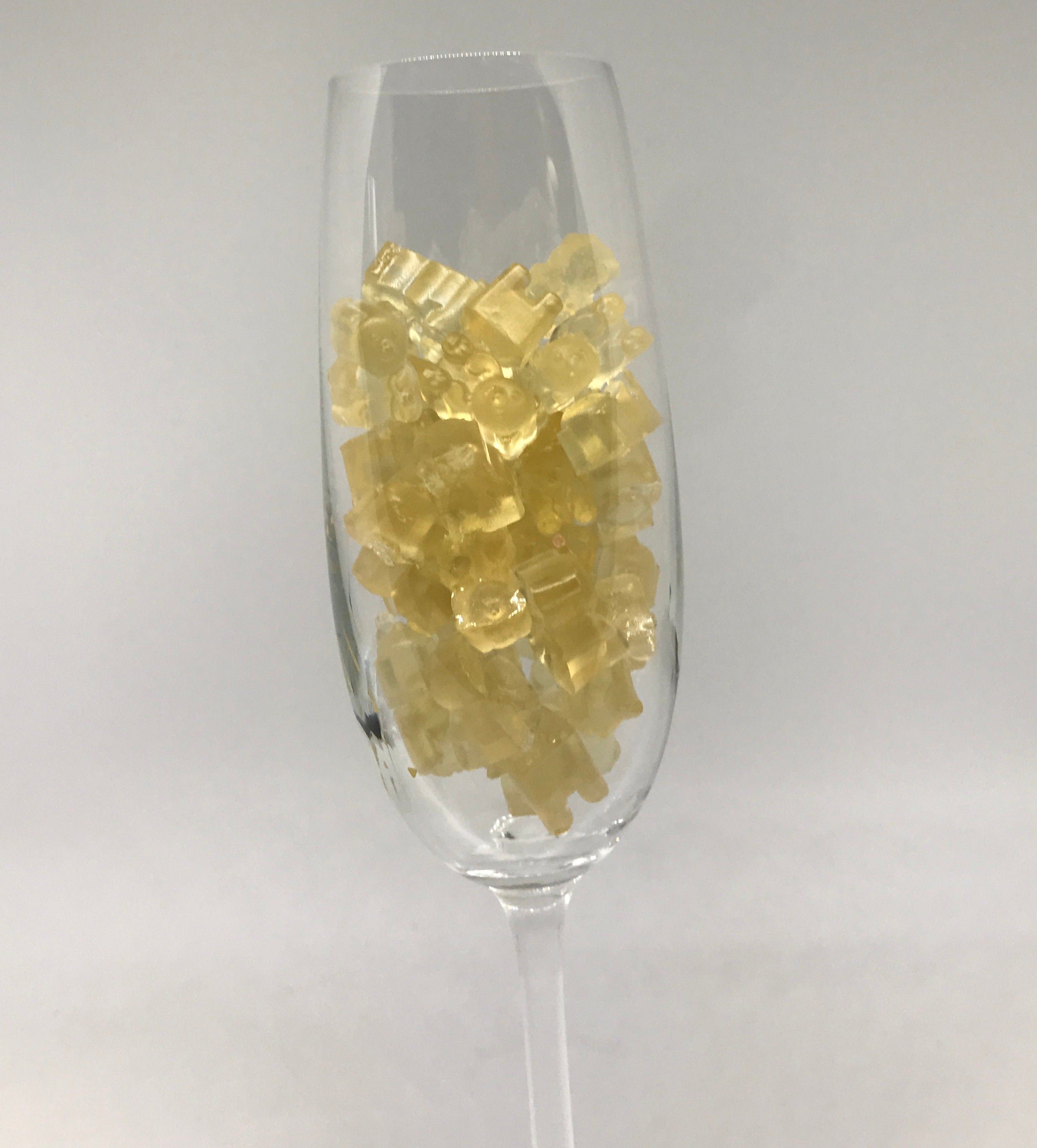 Champagne Gummy Bears - 6 Boxes