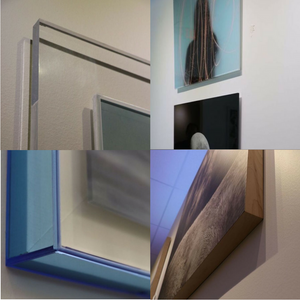 "HOW TO CHOOSE FRAMING FOR YOUR ART: MATTING, FLOATING, ""FULL BLEED"", ACRYLIC, SHADOW BOXES & MORE"