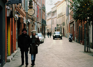 Avenue in Toulouse