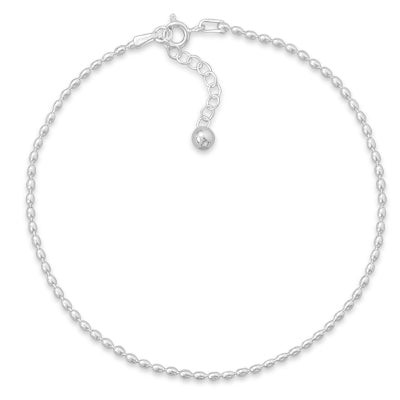 Pebble Beach Anklet
