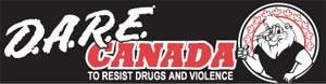 DARE Canada Bumper Sticker