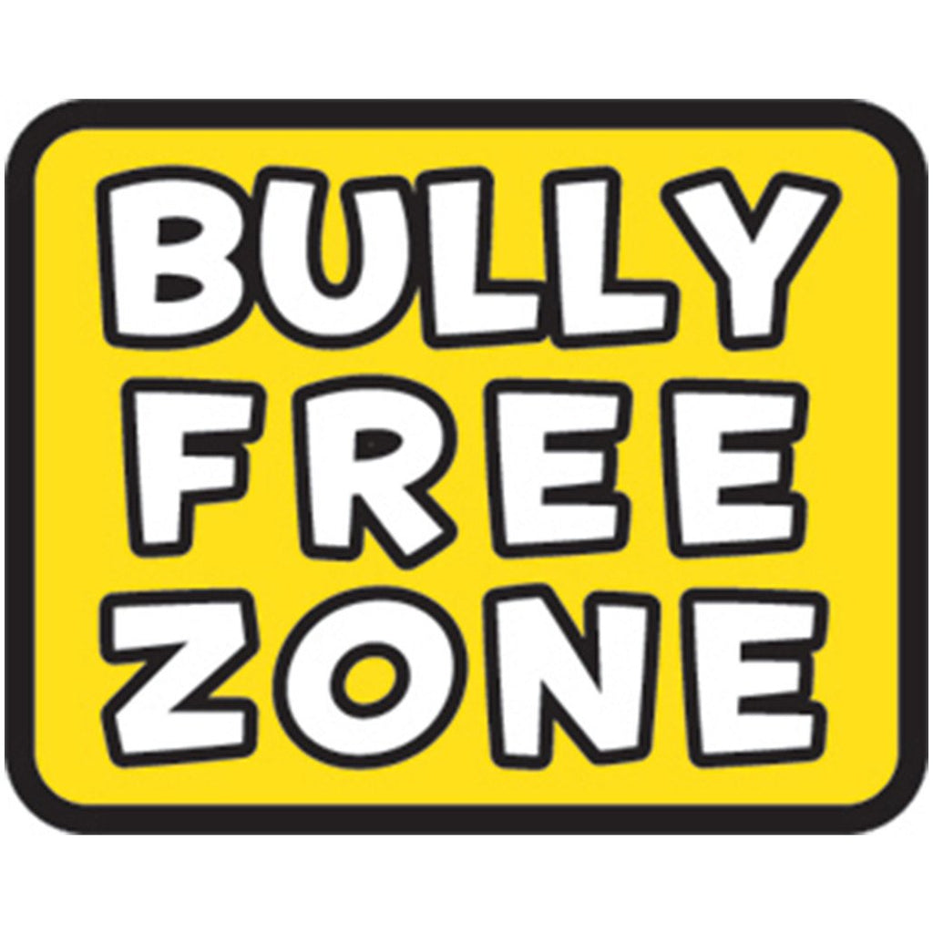 Bully Free Zone Sticker