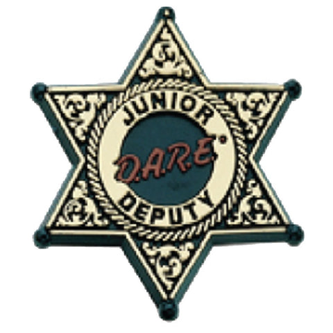 JR DARE Deputy Sticker