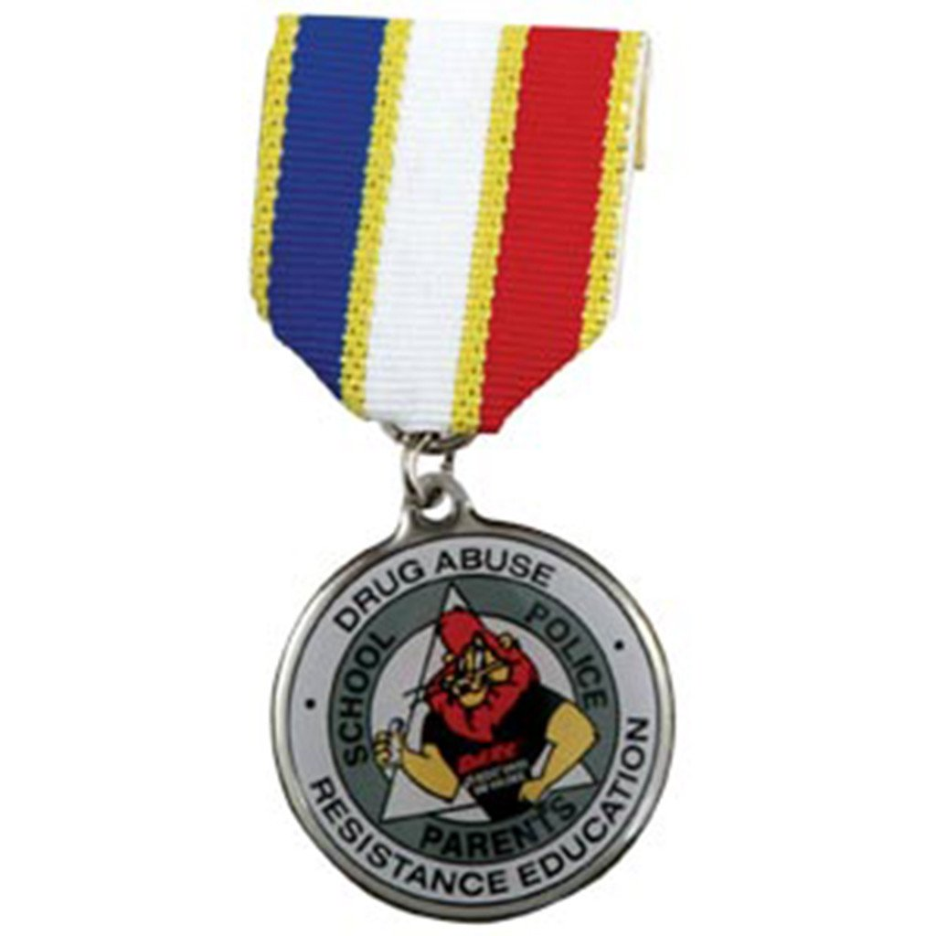 Pin-On Medal