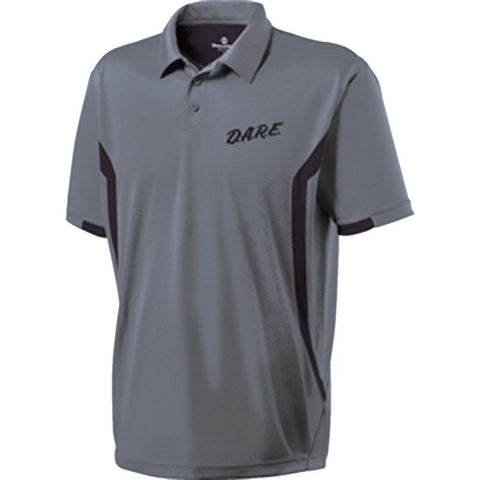 Men's Optimal Polo Graphite