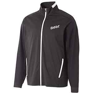 League Full Zip Warm Up Jacket