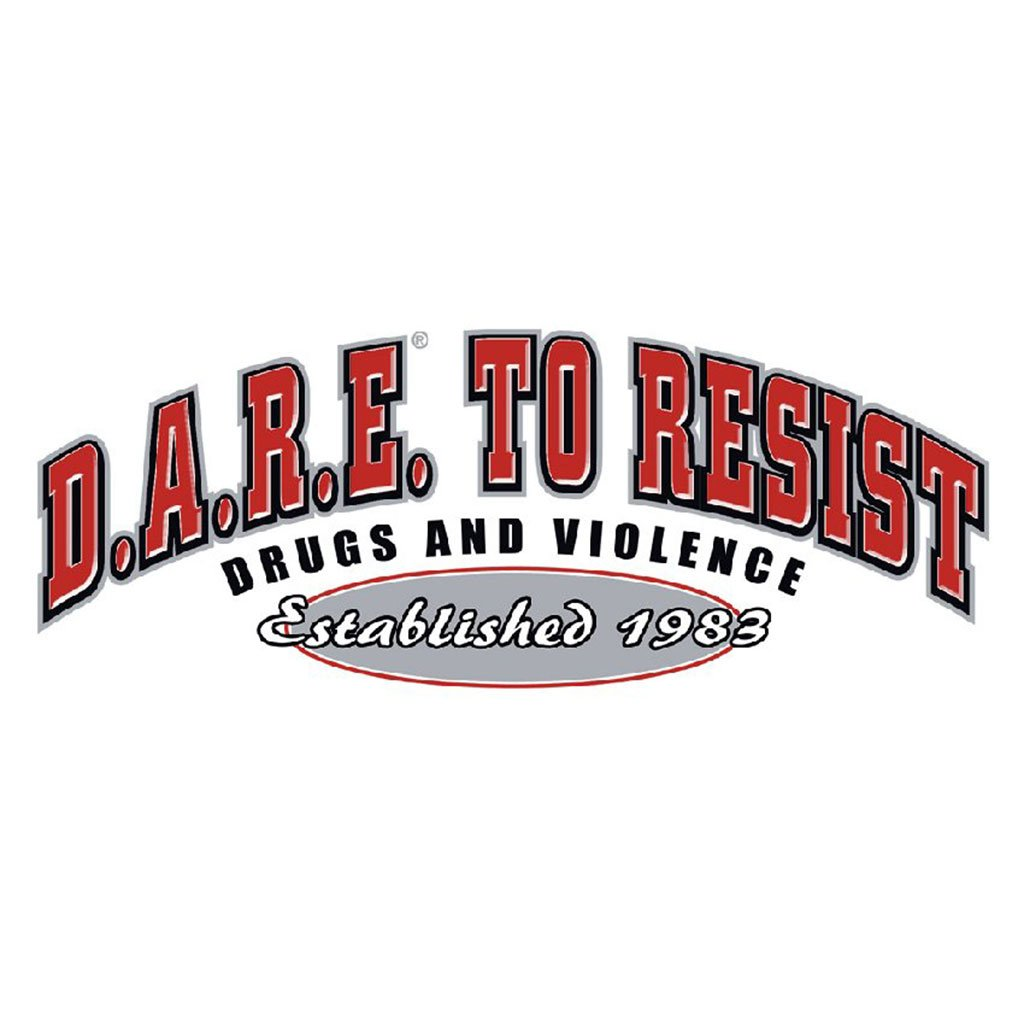 DARE to Resist Vinyl Decal - Light Color Vehicle