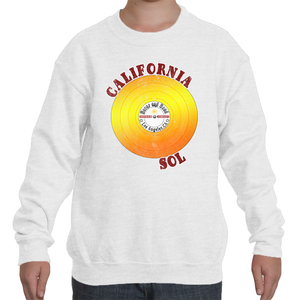 Kids California Sol Crew Neck