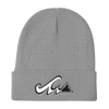 Waves & Wood Logo Knit Beanie