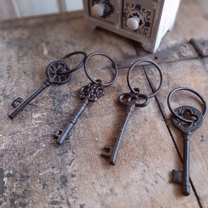 Antique Style Skeleton Keys