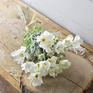White Coreopsis Bouquet