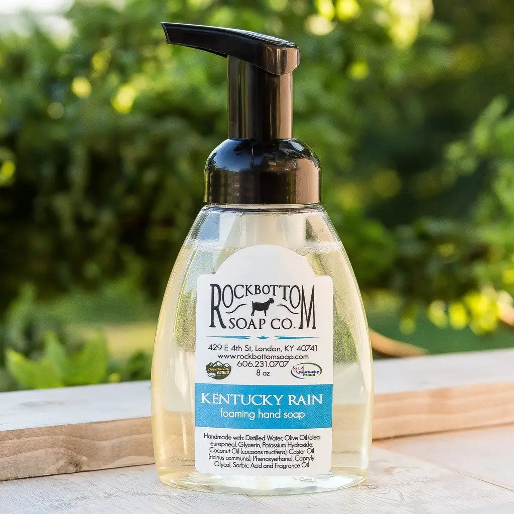 Kentucky Rain Foaming Hand Soap