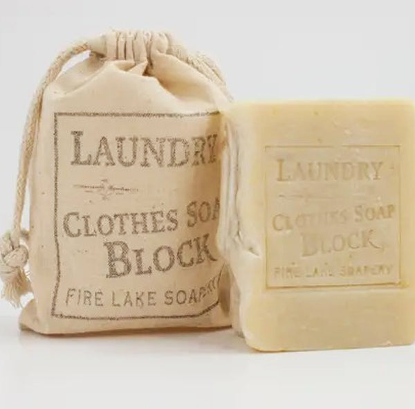 This Laundry Cleaning Soap Block is a new favorite, and the perfect addition to your zero waste, living clean lifestyle. Say goodbye to big unsightly plastic bottles (that fill up our landfills and oceans), and hello to this gorgeous eco-friendly block that looks so lovely in your home!