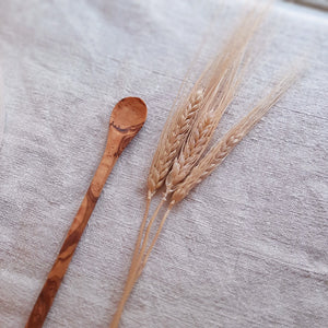 Olive Wood Tasting Spoon
