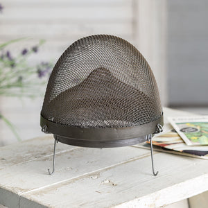 Vintage Style Screen Dome Fly Catcher