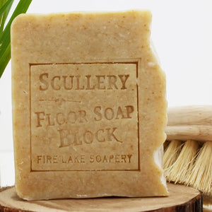 Scullery Floor Cleaning Soap Block