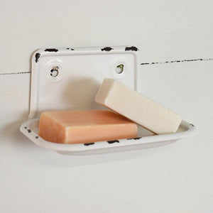 Vintage Style Wall Mounted Soap Dish