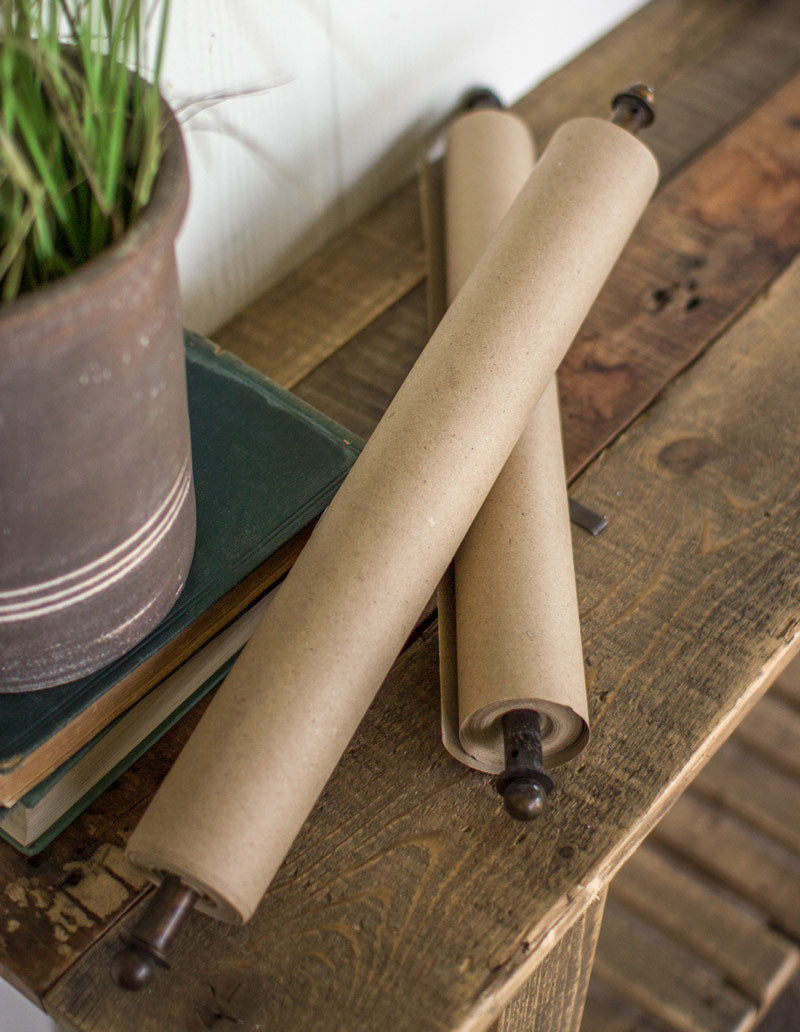 Large Replacement Kraft Paper Roll