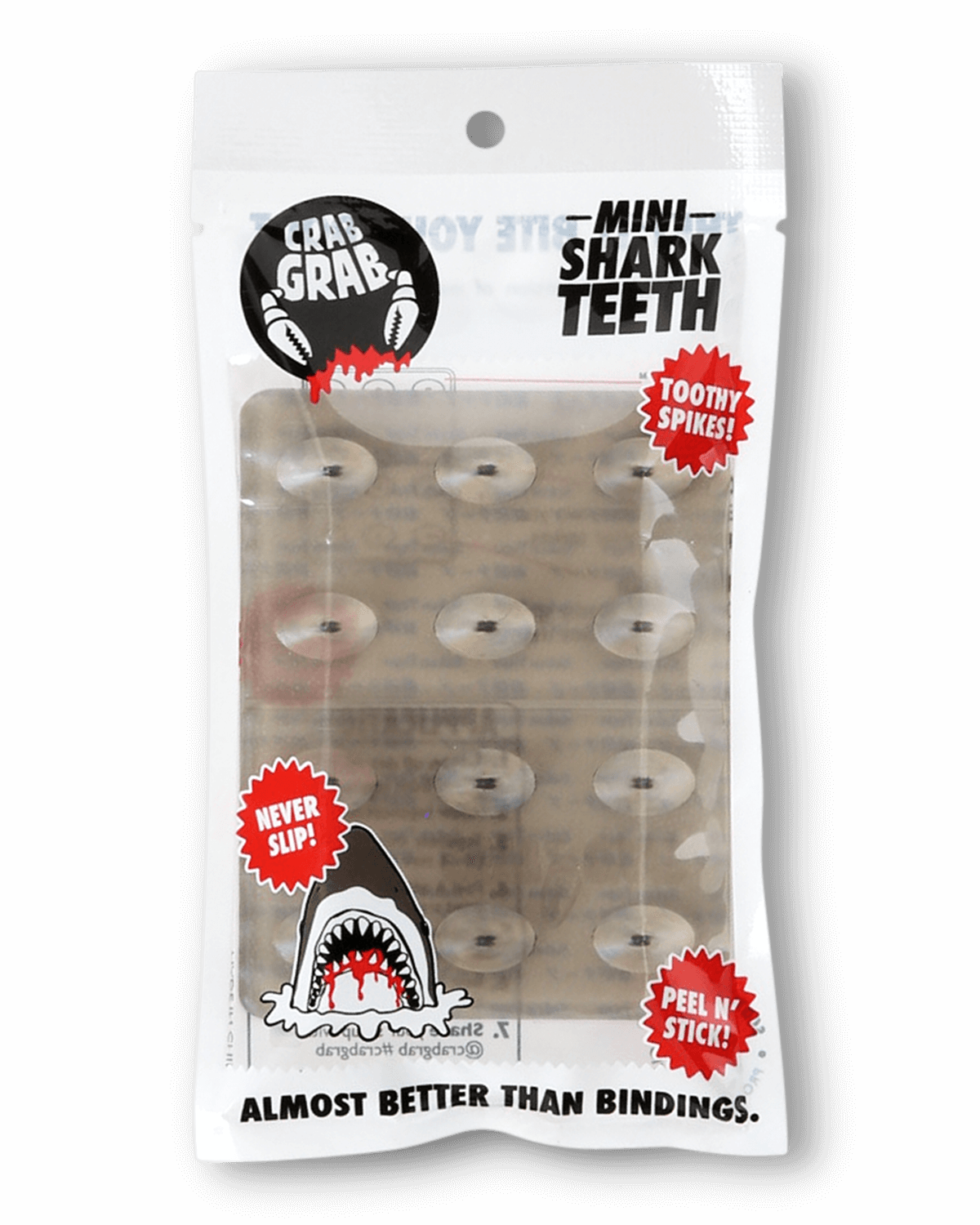 Mini Shark Teeth