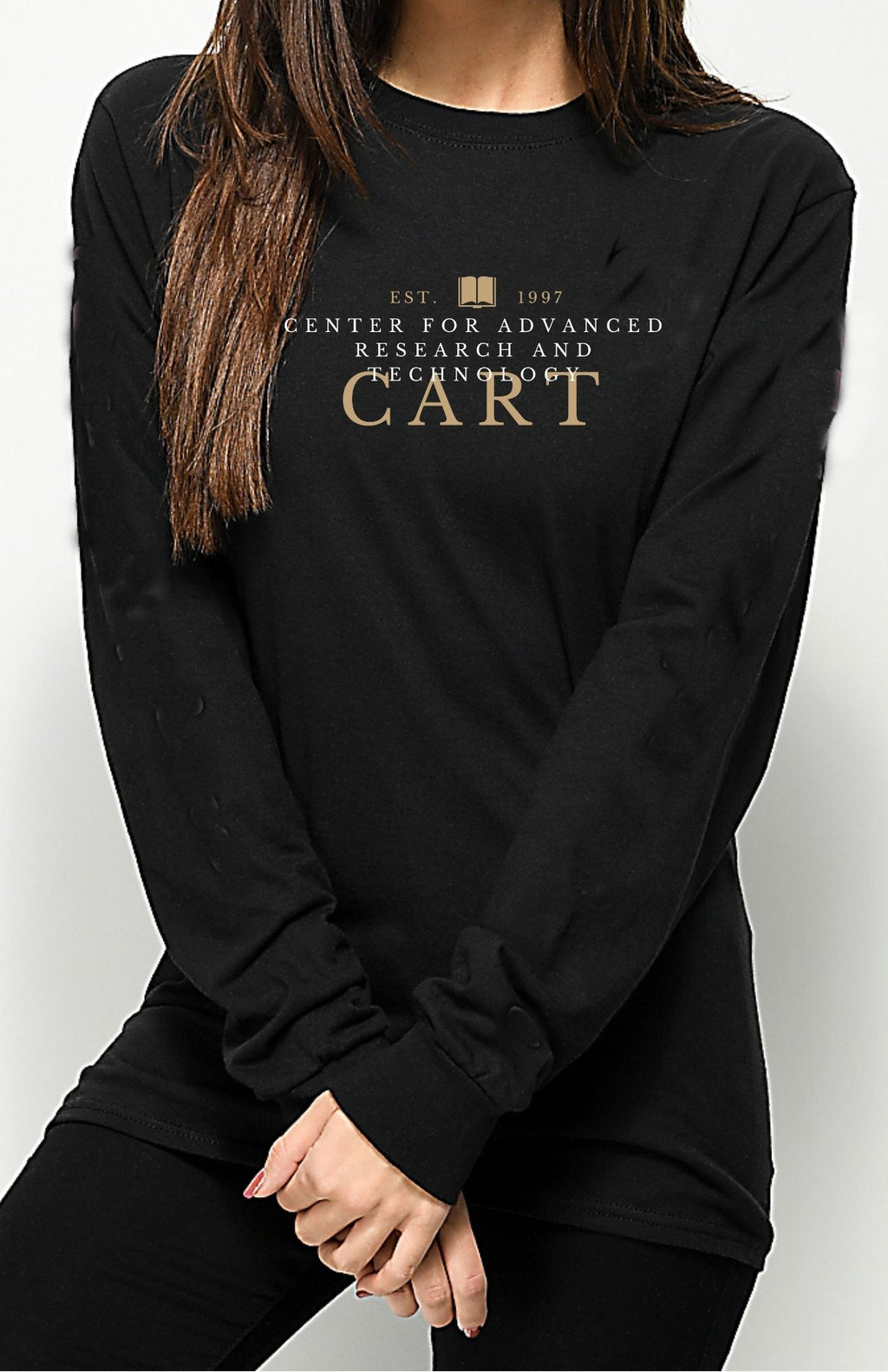 Long Sleeve T-Shirt - CART Collegiate / Unisex Fit