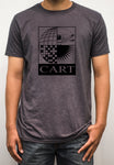 Short sleeve t-shirt - vintage CART logo