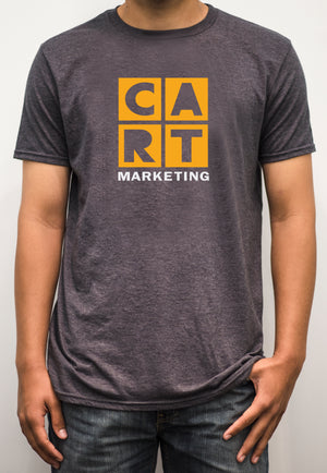 Short sleeve t-shirt - marketing white/yellow