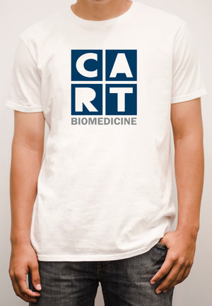 Short sleeve t-shirt - biomedicine grey/blue